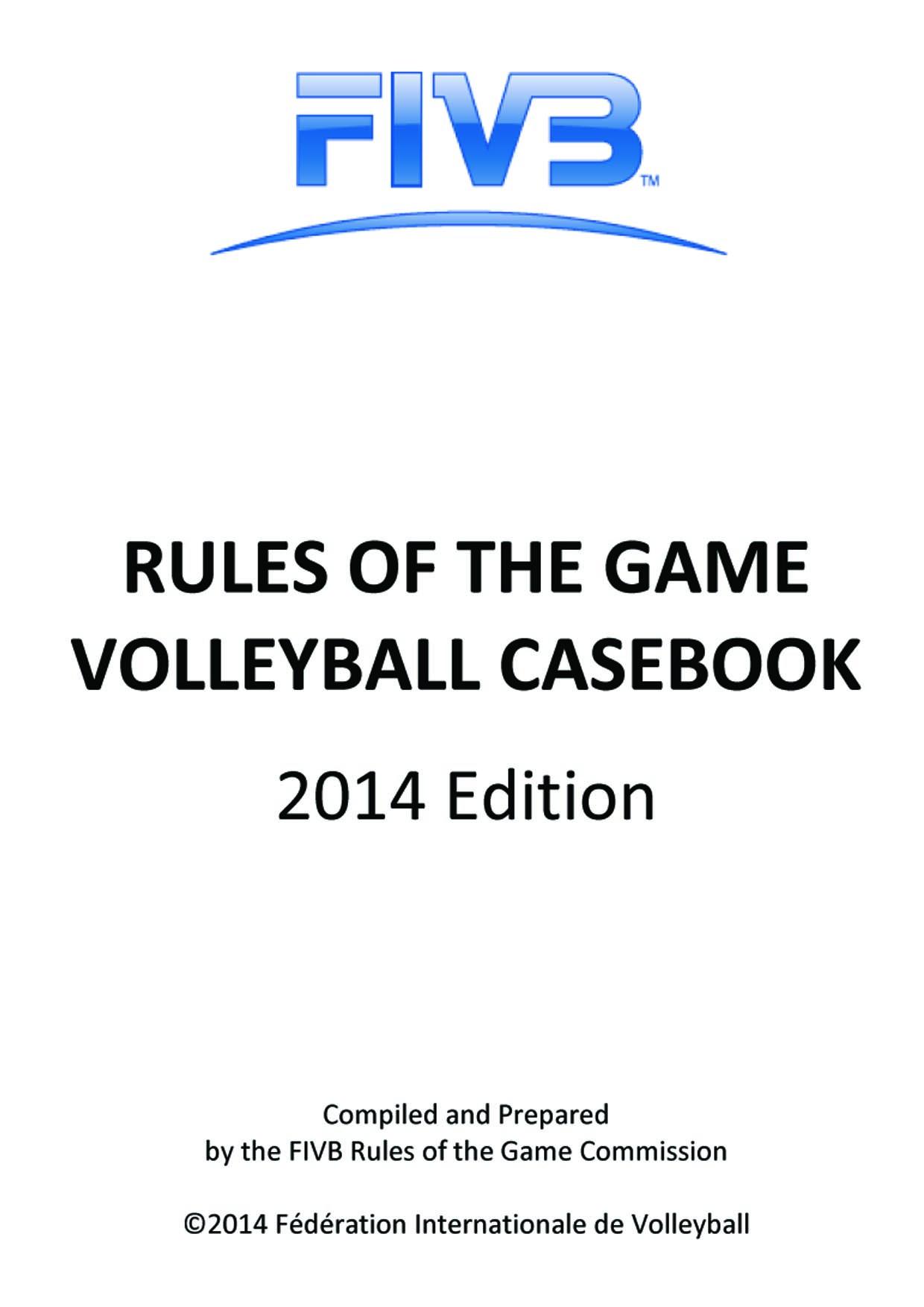 FIVB VB Casebook