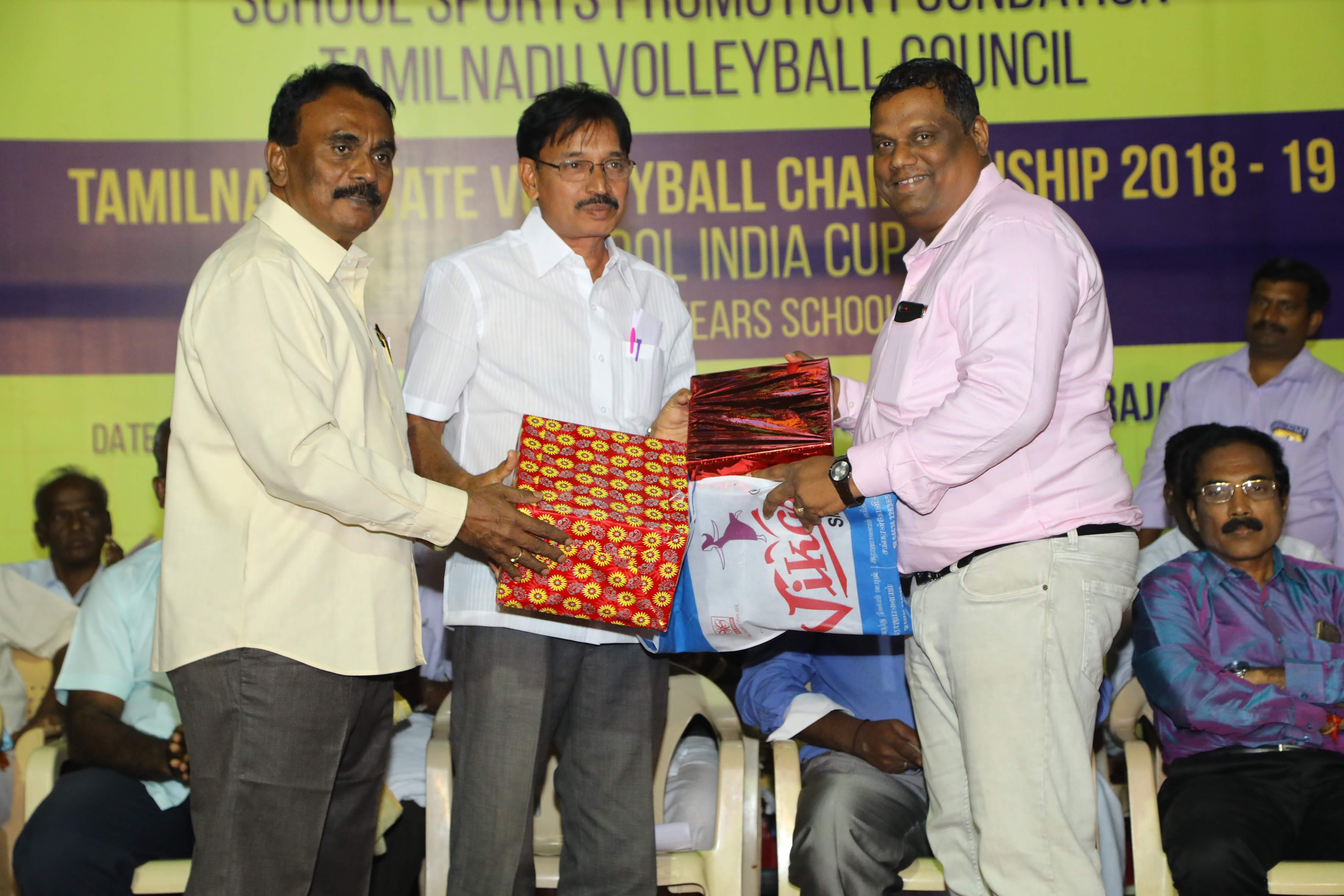 SSPL Tamilnadu State Volleyball Championship